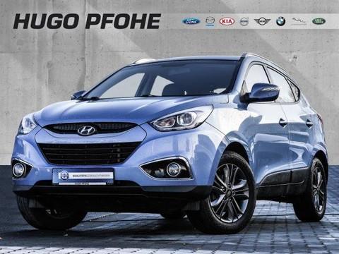 Hyundai ix35 1.7 CRDi Fifa World Cup Edition
