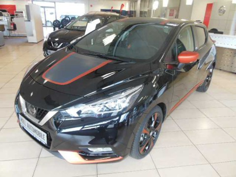 Nissan Micra 0.9 IG-T Edition