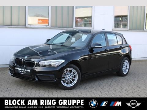 BMW 118 i LMR