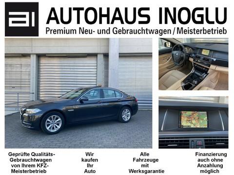 BMW 520 d Limo eGSD