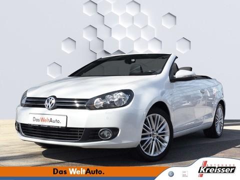 Volkswagen Golf 1.4 TSI VI Cabrio Cup