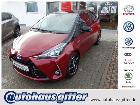 Toyota Yaris 1.5 Hybrid Style Selection