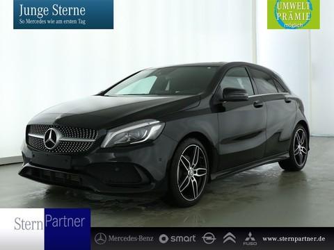 Mercedes A 200 AMG-Line
