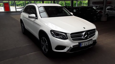 Mercedes GLC 220 d Automatik