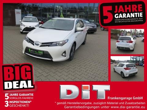 Toyota Auris 1.8 VVT-i Hybrid Edition