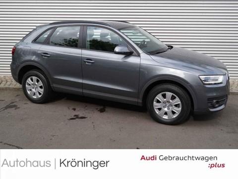 Audi Q3 1.4 TFSI hold Stoffbezug Lederlenkrad