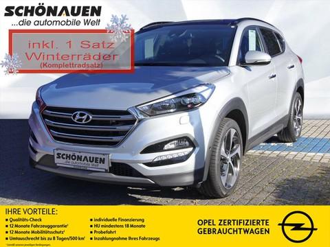Hyundai Tucson 2.0 D PREMIUM SICHERHEITS-PACK