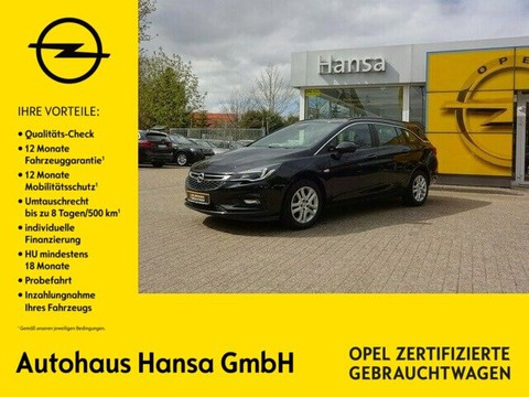 Opel Astra K Sports Tourer Edition
