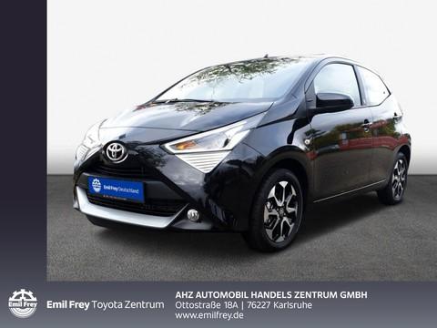 Toyota Aygo x-play Team D