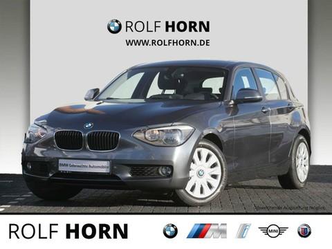 BMW 120 d Vorn