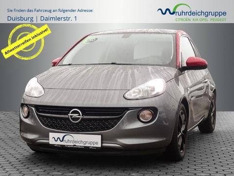Opel Adam 120 Jahre KlimaAT Allwetterr