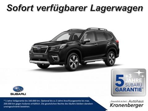 Subaru Forester 2.0 ie Platinum inkl