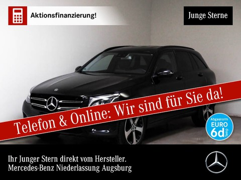 Mercedes-Benz GLC 250 Exclusive Night Easy-Pack
