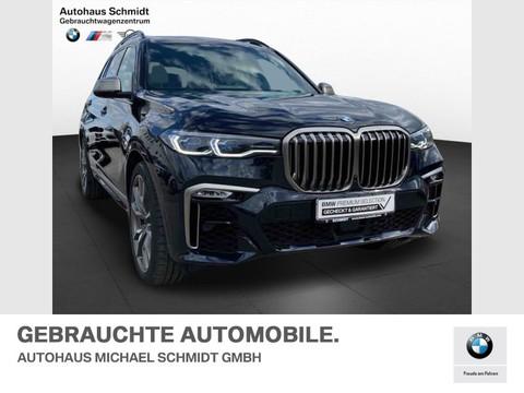 BMW X7 22 6-SEATS B&W LASER LIVE PLUS EXECUTIVE