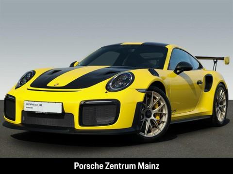 Porsche 991 2.8 911 GT2 Weissach-Paket Erstbesitz 00km