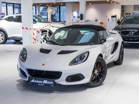 Lotus Elise Sport 220 ELISE GREY by LOTUS HAESE