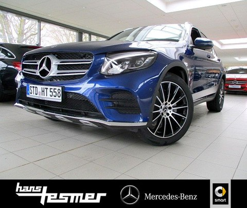 Mercedes-Benz GLC 220 d AMG