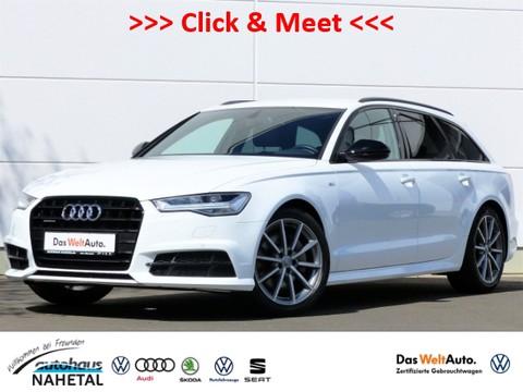 Audi A6 2.0 TFSI quattro Avant S-LINE 19 OPTIK SCHWARZ 4Z (4x) RÜFA