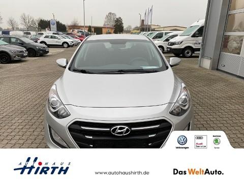 Hyundai i30 1.4 Trend blue