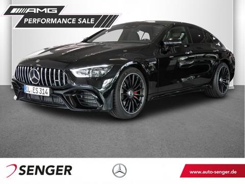 Mercedes-Benz AMG GT 63 Performance-Abgasanlage