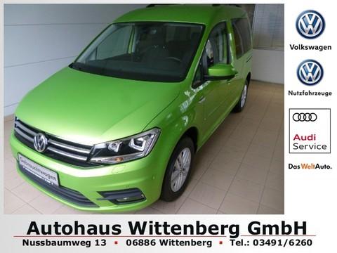Volkswagen Caddy 2.0 l TDI Comfortline