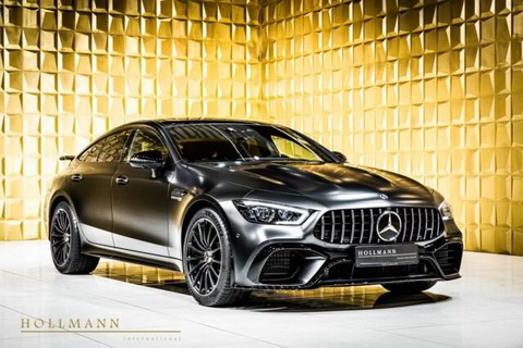 Mercedes-Benz AMG GT 63 S PANORAMIC CARBON FIBER STOCK
