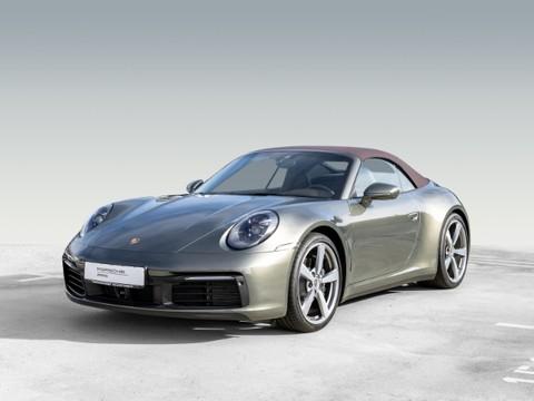 Porsche 992 911 Carrera 4 Cabrio nur 5800 Km