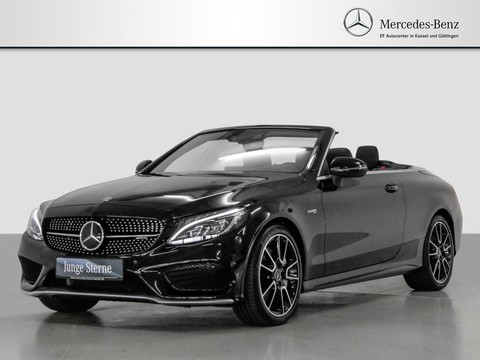 Mercedes C 43 AMG PerformAbgas