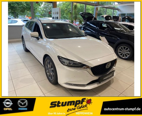 Mazda 6 Kombi 165 Exclusive-Line