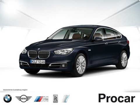 BMW 530 Gran Turismo GT Luxury Line Soft Close