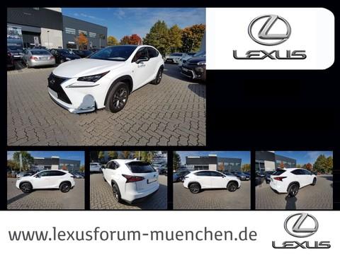 Lexus NX 300 h F-Sport