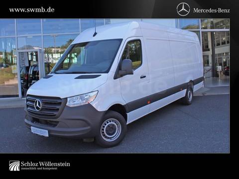 Mercedes-Benz Sprinter 316 Maxi XXL MBUX 270°Tür