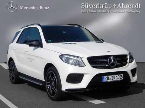 Mercedes GLE 250 d AMG Line Night °