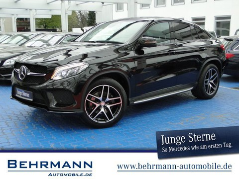 Mercedes GLE 350 d Coupé AMG Night-Paket