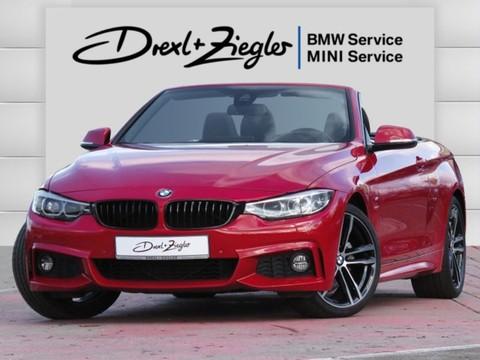 BMW 430 i Cabrio M Sport NaviProf H&K