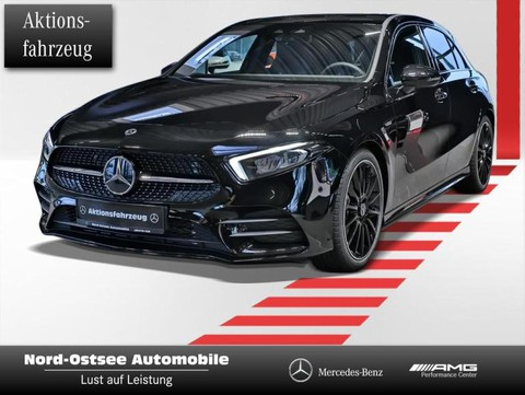 Mercedes-Benz A 200 d EDITION 2020 AMG MBUX-HIGH-END AMBIENTE