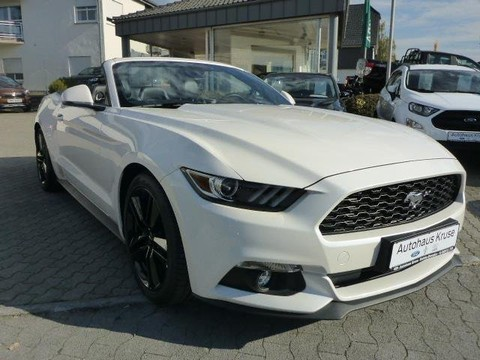 Ford Mustang 2.3 Cabrio Eco Boost