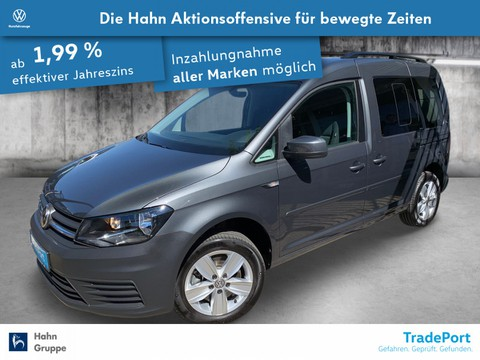 Volkswagen Caddy 2.0 TDI BEACH 110kW