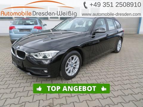BMW 320 d Efficient Dynamics Advantage