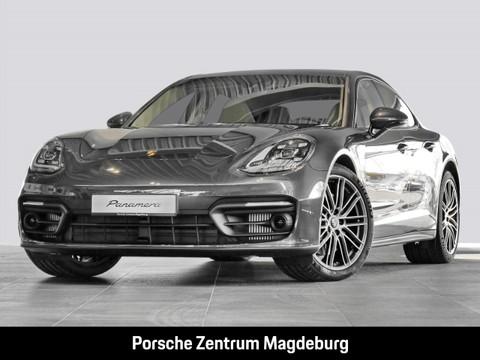Porsche Panamera 4 LRH 21