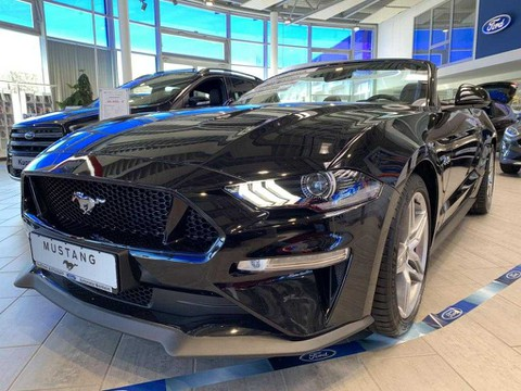 Ford Mustang 5.0 Ti-VCT V8 Convertible GT (EURO 6d-)