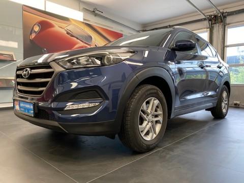 Hyundai Tucson 1.6 blue Classic |