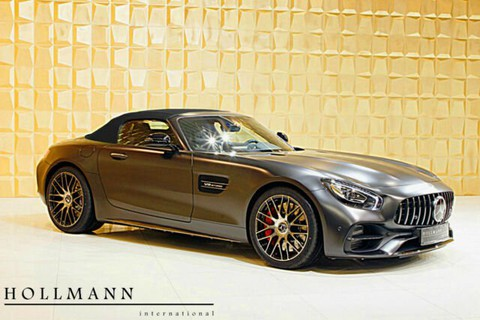 Mercedes-Benz AMG GT C AMG EDITION 50 MAGNO GREY STOCK