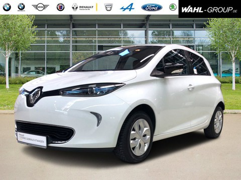 Renault ZOE Life zzgl Batteriemiete