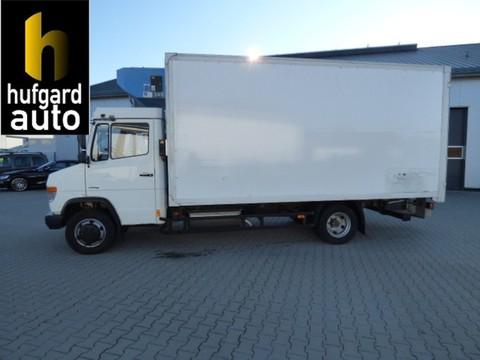 Mercedes Vario 816 D Tiefkühlkoffer