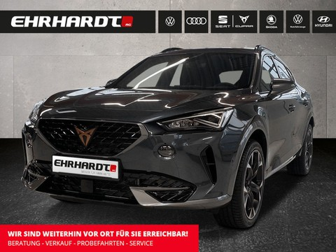 CUPRA Formentor 2.0 TSI 4-Drive VZ BREMBO Fahrersitz el BEATS Diebstahlwarnanlage
