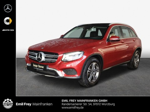 Mercedes-Benz GLC 250 AMG Exclusive °