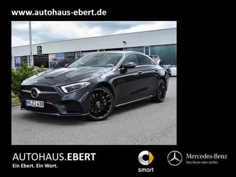 Mercedes-Benz CLS 400 d Coupé AMG-Line