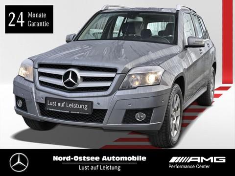 Mercedes-Benz GLK 200 BE Klimaanl