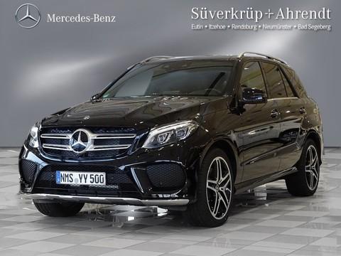 Mercedes GLE 500 AMG-Line Dist Harman